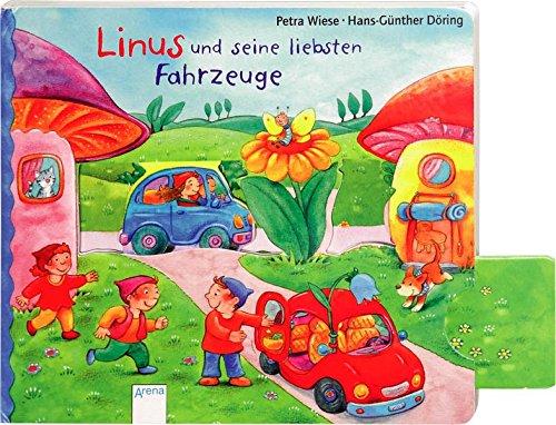 Linus und seine liebsten Fahrzeuge