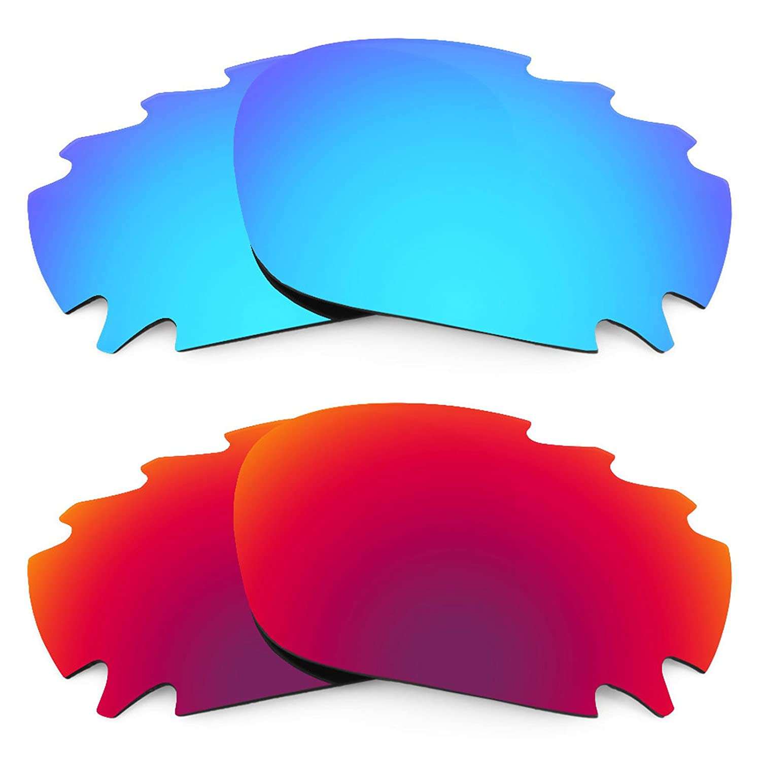 407ae6b932 Revant Vented Replacement Lenses for Oakley Jawbone 2 Pair Combo Pack K005   Amazon.co.uk  Clothing