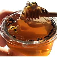 Honey Mud Little Bee Slime Clay Toy,Mamum 60ML Honeybee Mixing Cloud Slime Putty Scented Stress Kids Clay Toy