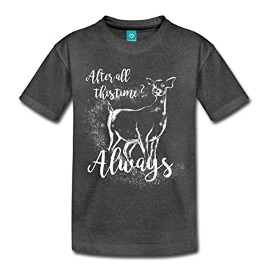 Spreadshirt Patronus Shirt T Potter Bichette Harry Premium Ado uTlFK1cJ35