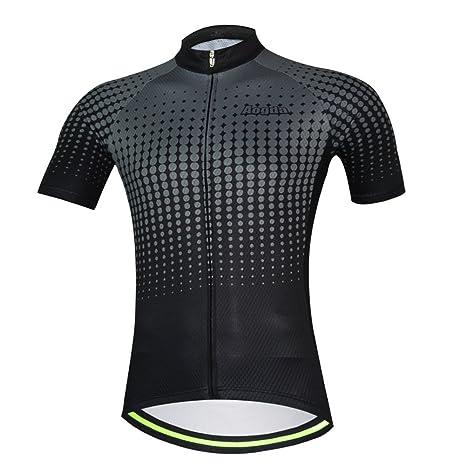 bc8d64bc7 Aogda Cycling Jerseys Men Bike Shirt Biking Short Sleeve And Pants Suit Bicycle  Clothing (A