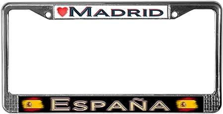 Fhdang Decor Madrid, España - Marco Cromado para Placa de ...