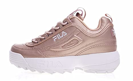 Fila Disruptor Low - zapatillas-zapatos Casuales, Rosa, 41 ...