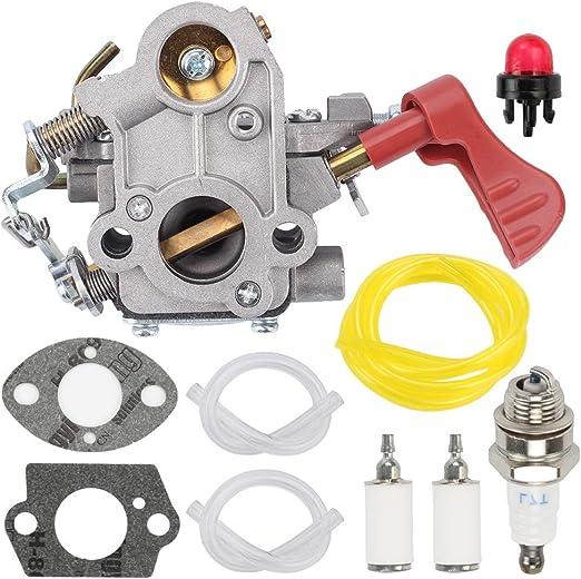 Carburateur Carb Kit Réparation Pour ZAMA RB-168 Poulan Weed Eater 33cc Trimmer