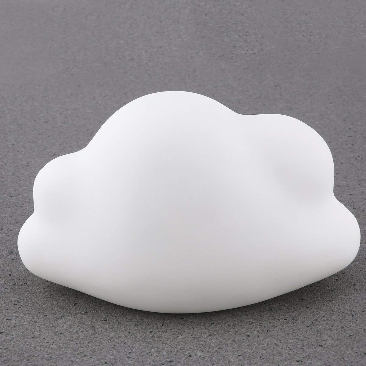 L/ámpara para ni/ños Mini l/ámpara para decoraci/ón de dormitorio infantil by RIVENBERT En forma de nube