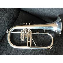 LAMINATED POSTER Flugelhorn Courtois Trumpet Silver Poster Print 24 x 36