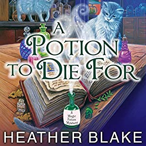 A Potion to Die For Audiobook