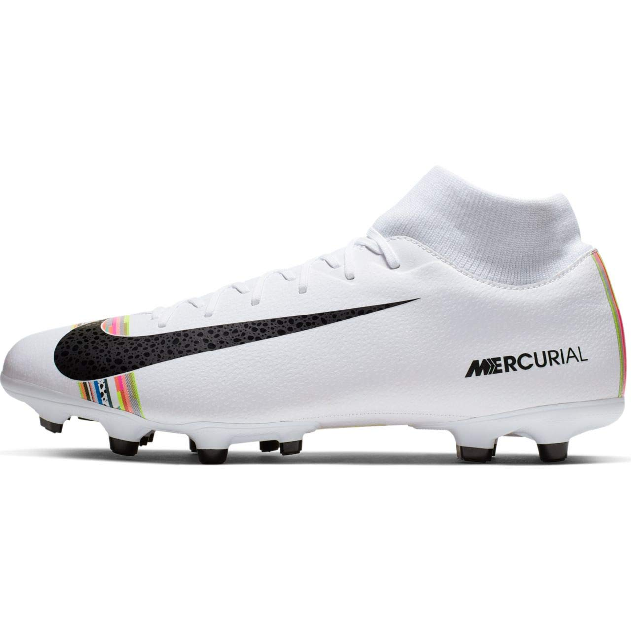 pretty nice c5631 9eb1c cr7 soccer cleats black