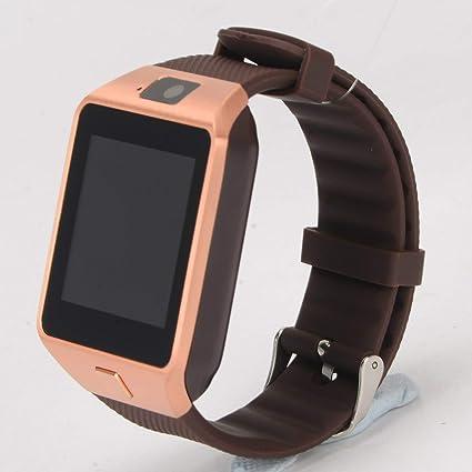 Amazon.com: FayOK Children Adult Smart Watch Smartwatch DZ09 ...