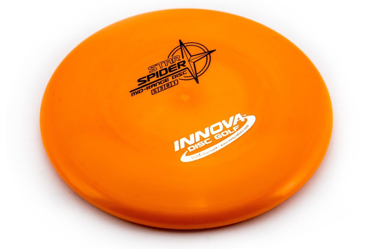 Innova Disc Golf Star Line Spider Golf Disc,170-172gm (Colors may vary)