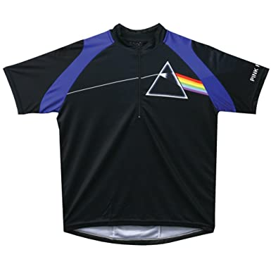 Old Glory Pink Floyd - Mens Dark Side Loose Fit Cycling Jersey Small Black 10ca80a00