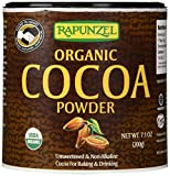 roasted cocoa powder - Rapunzel Pure Organic Cocoa Powder, 7.1 oz