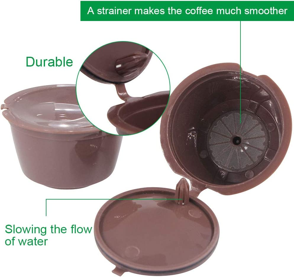 Letilio capsules de caf/é marron