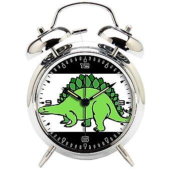 Amazon.com: Reloj despertador de cuarzo analógico para ...