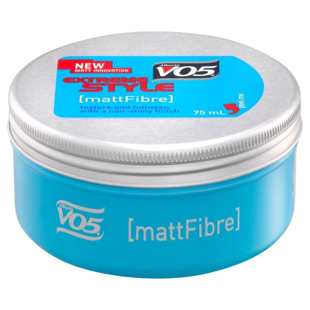 VO5 Extreme Style Matt Fibre (75ml) - Pack of 6 by VO5