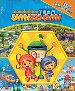 Image result for team umizoomi look and find