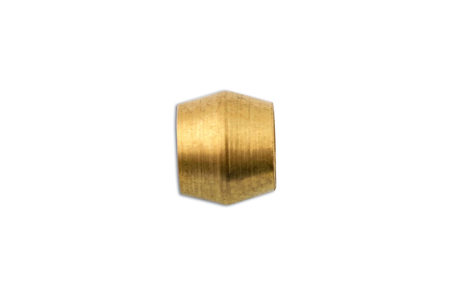 Connect 31161 1/4-inch Brass Olive Barrel (Pack of 100) The Tool Connection Ltd.