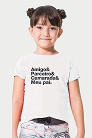 Camiseta Menina Camarada Reserva Mini
