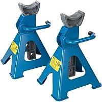 Silverline 763620 3 Tonne Axle Stands - Set of 2