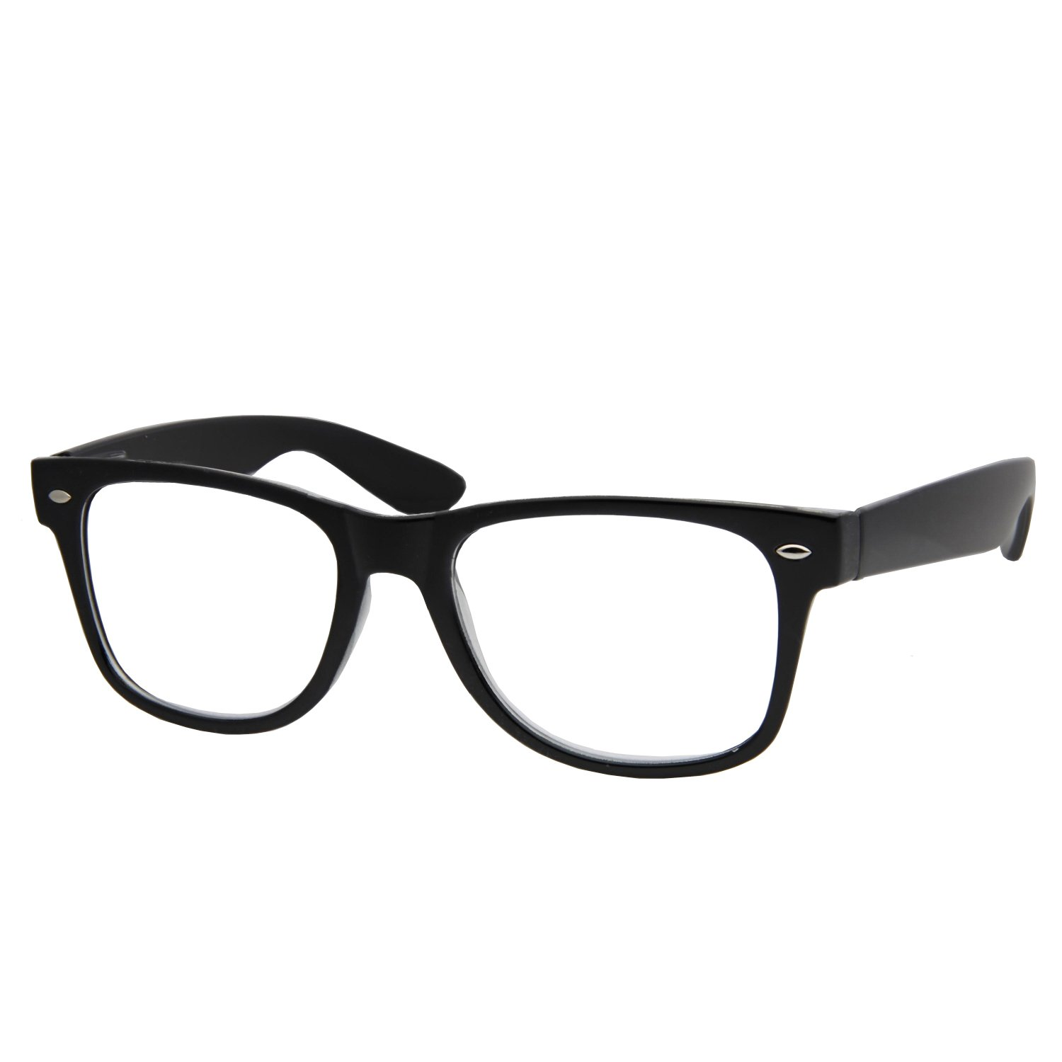 fed023e4ed01 Amazon.com  High Magnification Power Readers Reading Glasses 4.00-6.00 Black 4.00   Clothing