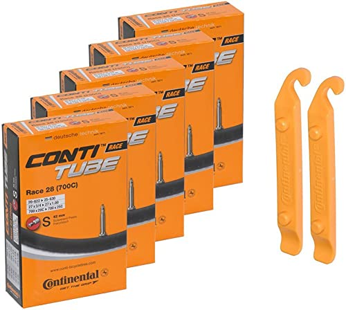 Continental Bicycle Tubes Race 28 700x20-25 S42 Presta Valve 42mm
