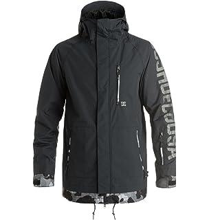 Amazon.com: DC Tick 5k - Chaqueta de nieve para hombre: Clothing