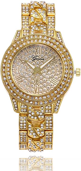 Reloj de Pulsera de Regalo para Mujer Reloj de Pulsera de Acero ...