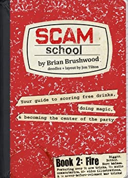 Scam School Book 2: Fire by [Brushwood, Brian]