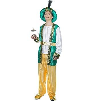 SEA HARE Disfraz de Carnaval árabe Original de los Adultos de los ...