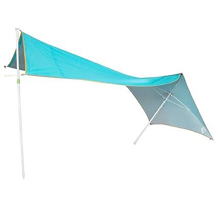 Amazon.com: #WEJOY - Paraguas de playa para 2 – 3 personas ...