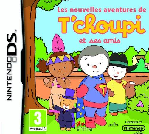 Les nouvelles aventures de T'choupi et ses amis