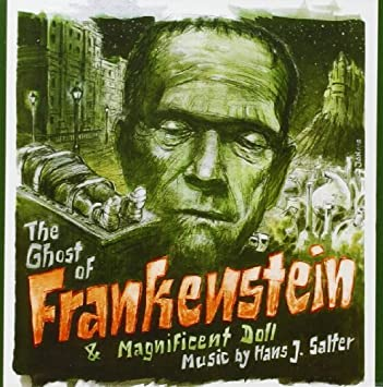 Ghost Of Frankenstein/Magnificent Doll by Original Soundtrack ...