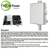 Tycon Power Systems - UPS-PL1224-18 - Ups Pro, 30w 200va Polycarbonate Enclosu