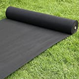 Yaheetech 3FT by 300FT Biodegradable Weed Control Landscape Fabric
