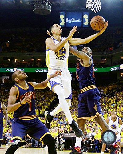 Shaun Livingston Golden State Warriors 2015 NBA Finals Photo (Size: 8