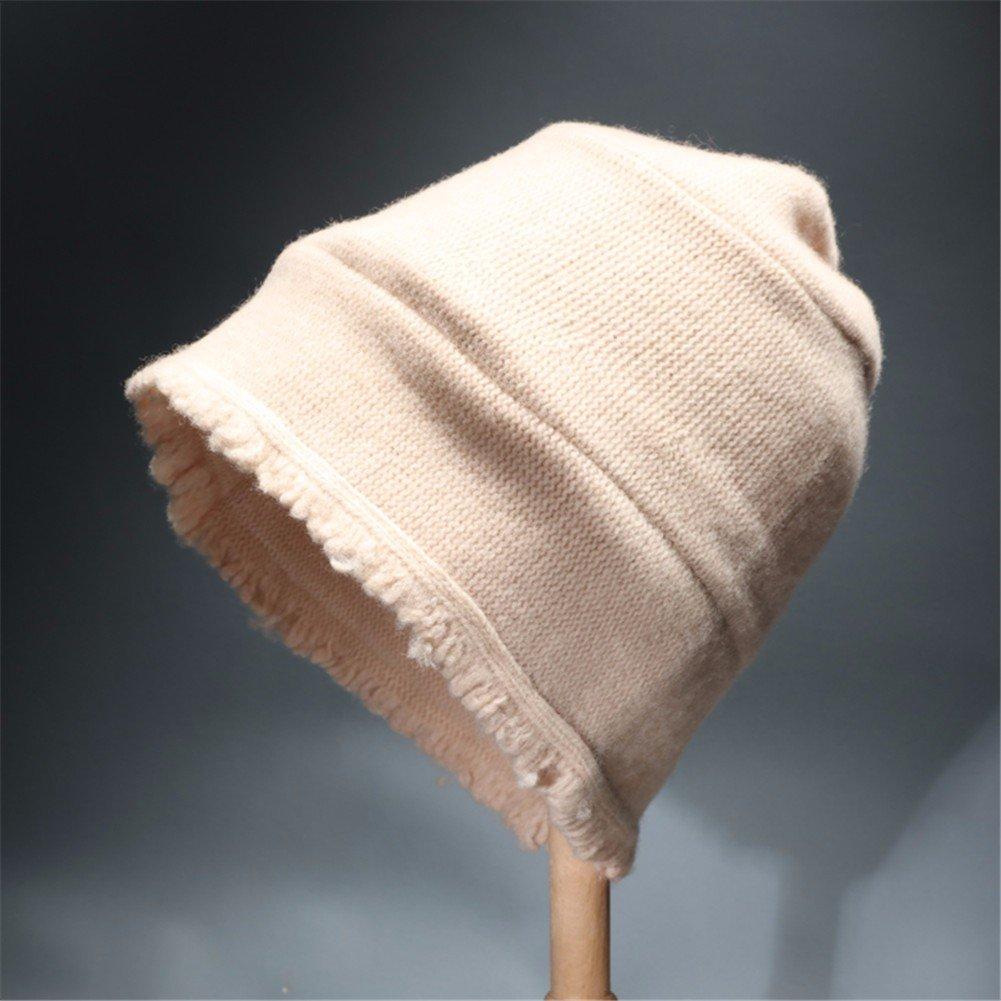 Vintage Moda Mujer Sombrero Sombrero pescador encantador Floppy Hat cuchara caliente Hat,beige