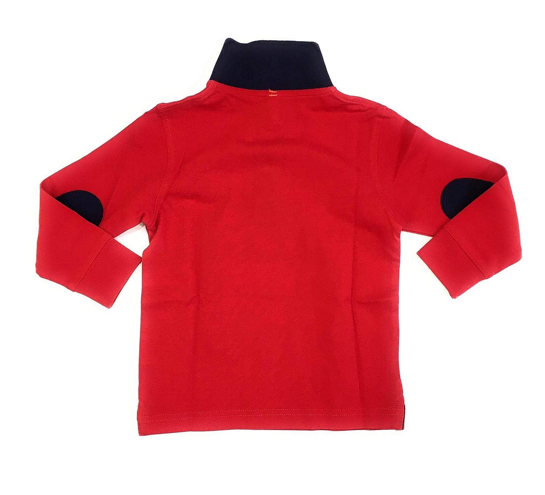 Sun68 Bambino A29306 Rosso Polo Inverno