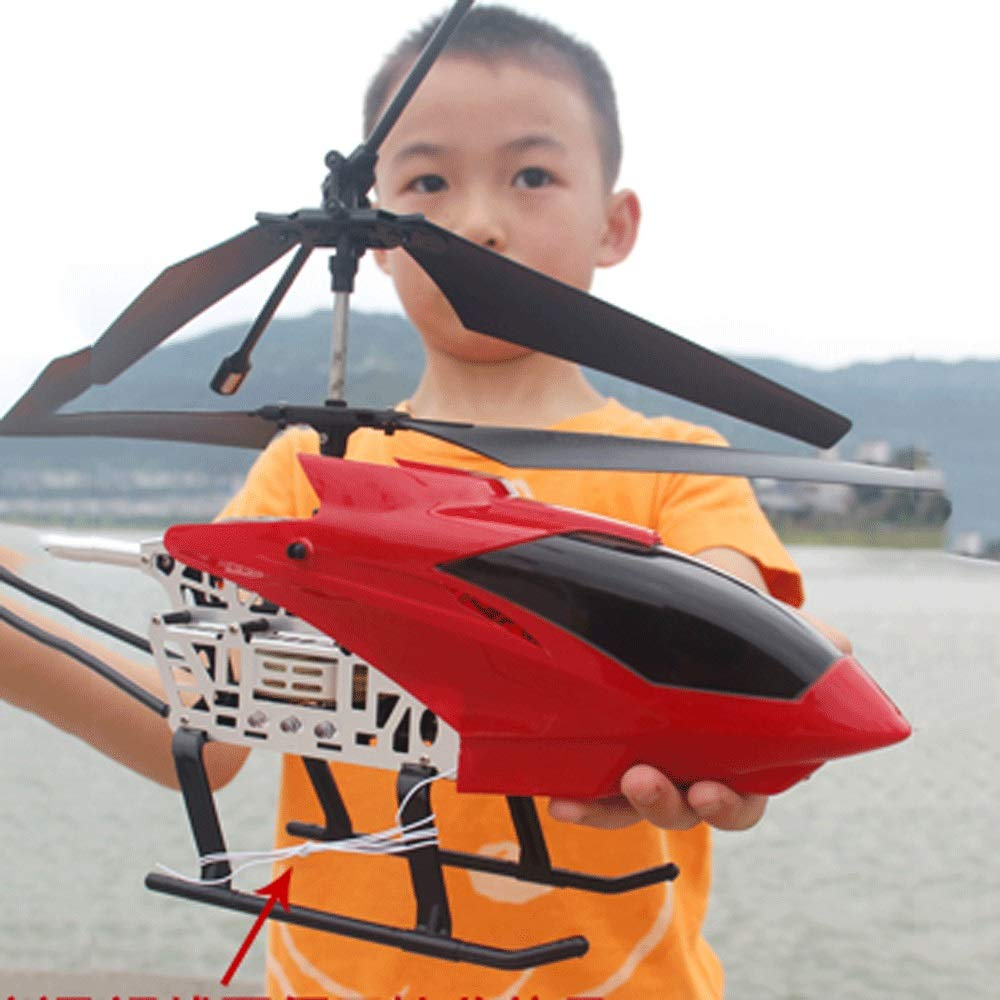 Mopoq Grandi aerei telecomandati che caricano gli elicotteri elettrici dei bambini di Drone dei giocattoli allaperto resistenti alle cadute Giocattoli adulti di festa del ragazzo del genitore-bambino