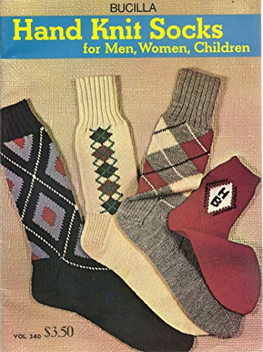 Hand Knit Socks for Men, Women, Children -