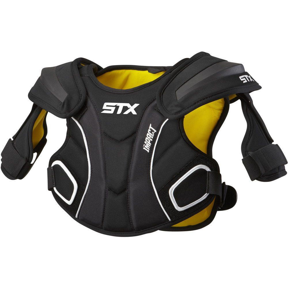 STX Impact Lacrosse Shoulder Pads, Small