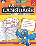 180 Days of Language for Third Grade (180 Days of Practice)