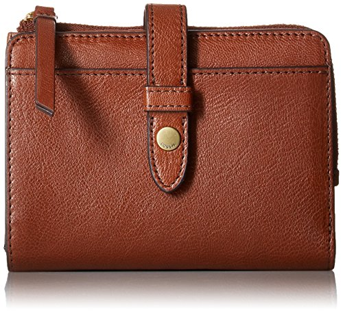 Fossil Fiona Multifunction Wallet, Brown