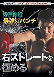 寺戸伸近 最強のパンチ 右ストレートを極める(仮) [DVD]