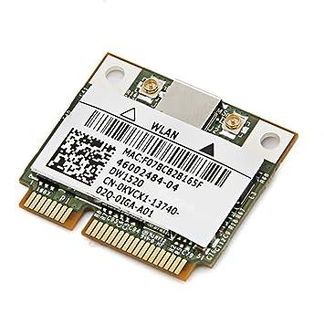 DW1520 Wireless-N WLAN Half-Mini Card list of drivers