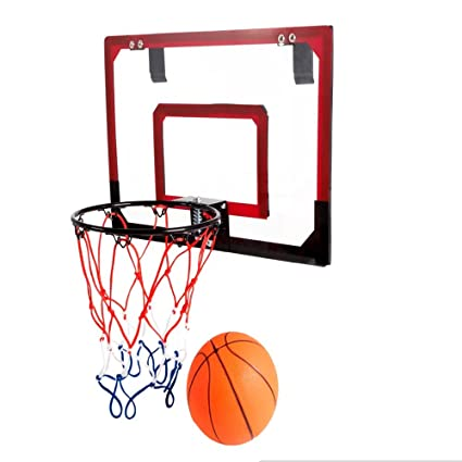Superieur Amazon.com : HANG Over Door Basketball Hoop, Wall Mounted Basketball Game  Indoor And Outdoor Basketball Hoop U0026 E Book : Sports U0026 Outdoors