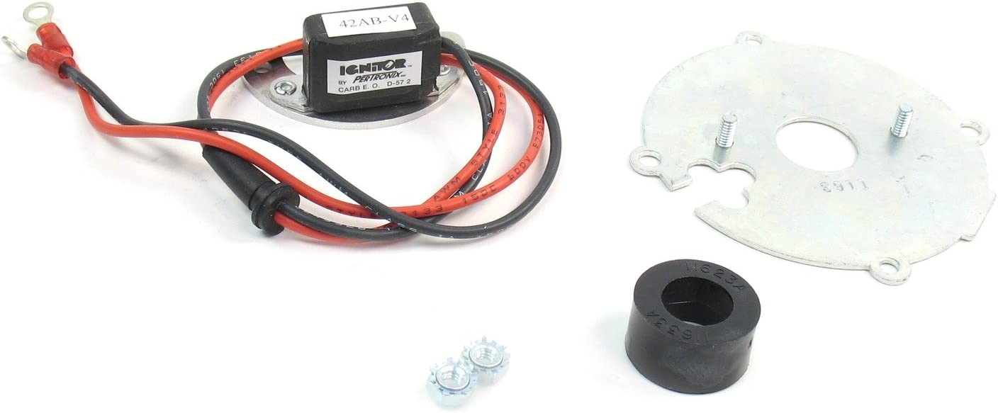 Pertronix Ignitor Electronic Points Conversion Delco 3 Cylinder Free Shipping