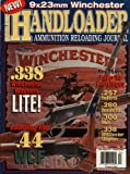 img - for Handloader Magazine - April 1997 - Issue Number186 book / textbook / text book