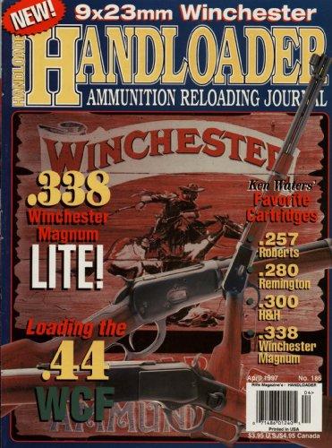 Handloader Magazine - April 1997 - Issue - Gauge 20 Guns
