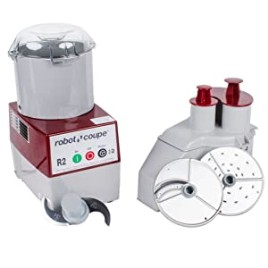 Robot Coupe R2N Commercial Food Processor 3 qt.