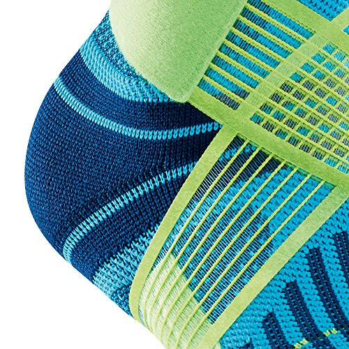 Bauerfeind Sports Ankle Support - Breathable Compression (Rivera, Medium/Left) by Bauerfeind (Image #2)